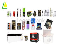 エシッカ CBD THC Vape ペンパッケージ 510 気化器カートリッジ / アトマイザー / バッテリケース