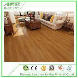 木デザイン防水クリックSpc Lvt PVCプラスチックフロアーリングのビニールの床