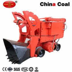 Caricatore a pale pneumatico Mucking sotterraneo del letame del minerale metallifero della miniera della macchina