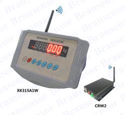Indicator voor draadloos wegen voor weegschaal (XK315A1W)