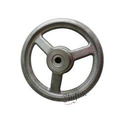 [أم] مطيلة حديد صب صمام عجلة يدويّة مع [سند كستينغ] عملية