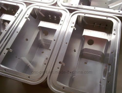 Eloxiertes Aluminium Rapid Prototyp CNC-Maschinenteile für Automobile Car Engine