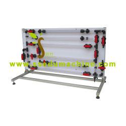 Rede de tubagem de fluido de Bancada Mechcanics Equipamento didáctico equipamento de laboratório para a Universidade