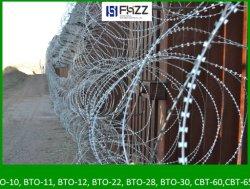 Солдат - материалов на границе ограждения