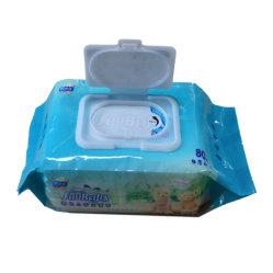 Да не содержит спирта малыша влажных салфеток мягкой влажной ткани