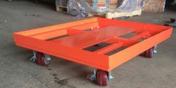 Heavy Duty Chariot de transport de palettes mobiles