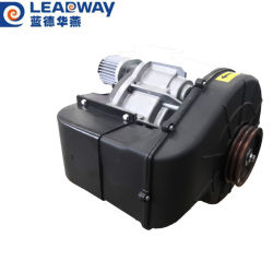 5.5 Kilowatt Wechselstrom-ölfreies Rolle-Luft-Teil des Kompressors