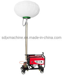 熱い販売の携帯用移動式緊急時LEDの気球の軽いタワー