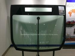 Chauffage électrique de la vitre de pare-brise pour le métro et train