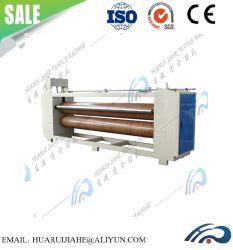 Die nichtgewebte Wärme-Auflage-Bügelmaschine-Wärme-Auflage, die Maschine nichtgewebtes Maschinerie-Gewebe Maschine USD für Gewebe-Oberflächen-Heizung eintragen lässt, prägen Rolle