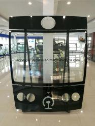 Windschutzscheibe Glas für Schienenfahrzeuge