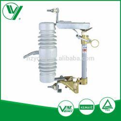 電気物質的な値段表の高品質27kvポリマーヒューズの排気切替器