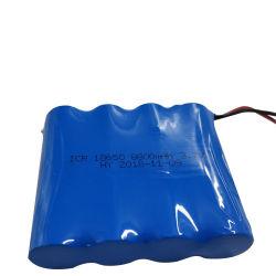 L'ONU personnalisé de gros38.3 18650 Li-ion rechargeable au lithium-polymère Pack de batterie 8800mAh