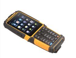 O scanner de código de barras PDA portátil 4G WiFi Bluetooth Máquina UHF RFID móvel Android Ts-901