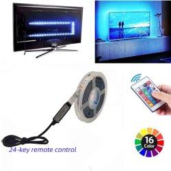 Insieme dell'indicatore luminoso di striscia di 5050 RGB LED