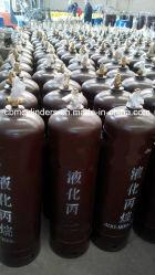 118L Les bouteilles de propane liquide avec soupapes