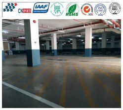 Kissen rutschfeste Polyurea Beschichtung für Garage-Bodenbelag und Parkplatz