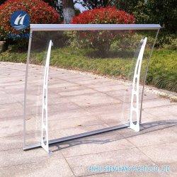 tenda esterna della finestra del portello del coperchio del patio del baldacchino del policarbonato di 2.95FT*4.59FT