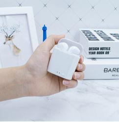 Bluetooth Earbud HD 건강한 도박 헤드폰 방진 최대 대중적인 제품 I7mini Tws 공장 가격