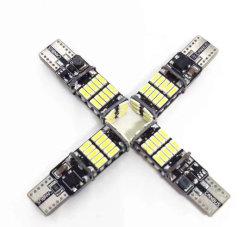 차량용 LED T10 고휘도 3030 03 SMD W5W 194 168 자동 전구 LED CANbus T10