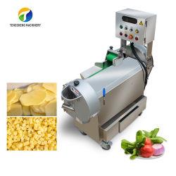 Machine alimentaire trancheuse à fruits trancheuse à carottes croustilles de haute qualité Machine à couper le broyeur de légumes (TS-Q118)