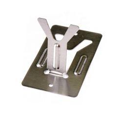 Supporto semplice del basamento del saldatoio dell'acciaio inossidabile