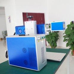 Переносного типа Split Тип небольшого размера 20W 30W лазерная маркировка машины