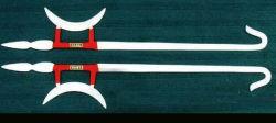 Double crochet (Art Martial GSS-012)