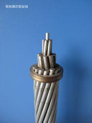 Alambre de acero Aluminum-Clad (ACS) y alambre de acero revestido de aluminio cable multifilar (ACS)