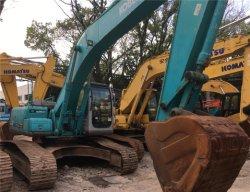 Usado 25 Ton escavadora de rastos Kobelco SK250 para trabalhos de construção, marca japonesa em segunda mão Via Digger Kobelco SK250, SK260, SK200, SK210