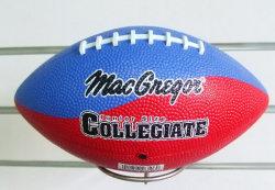 Amtliche Größen-klassische Auslegung-Sport- Gummiwaren-amerikanischer Fußball