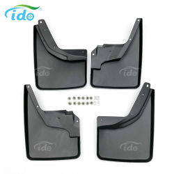 4-DELIGE auto-onderdelen van hoge kwaliteit spatlappen achter voor Sleadbescherming voor Hummer H3 2006 - 2010