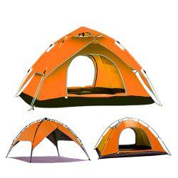 キャンプのための容易な上りの折る浜の日曜日の陰のテント