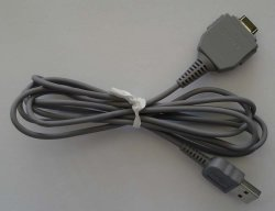 Compatible Digital Camera USB Cable for Sony