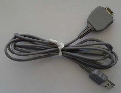 Câble USB appareil photo numérique compatible pour Sony