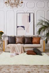 Роскошный подушечки из искусственной кожи полиэстера сна/Удержание/бросать подушками