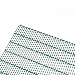 Meilleur Prix Secure-Wall Anti escalader Vue claire 358 Treillis Soudés clôture/358 haute barrière de sécurité