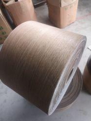 Созданы природные шпона дерева фанера из шпона Fleece-Back поставить надежный заслон из шпона мотовила настраиваемых ширины шпона