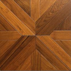 [450مّ] داخليّة غرفة نوم لون كلاسيكيّة ذهبيّة يهندس خشبيّة [تك] أرضية