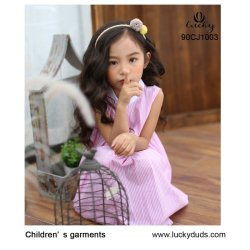 Saia da mola de roupa para bebê conjuntos de vestuário de crianças de Desgaste