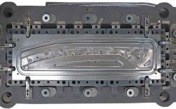 Automoción Hovol Vehículos automóviles de la formación de obturador de piercing Acero inoxidable perforado el molde de piezas de precisión de lámina metálica dibujo estampado progresivo morir