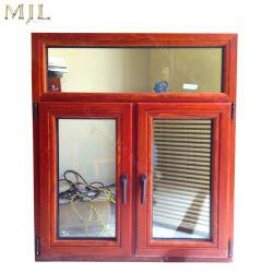 عازلة للصوت، تم بناؤها في ستائر، ونوافذ زجاجية مزدوجة من الألومنيوم، ونوافذ عازلة للصوت