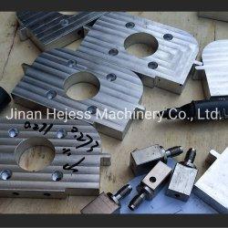 최신 하락은 주문을 받아서 만들어진 강철 또는 알루미늄 또는 고급장교 또는 철 기계로 가공하는 CNC를 가진 위조를 정지한다