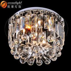 水晶ランプのステンレス鋼の新しいシャンデリアの天井灯Om8320 Dia60cm