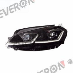 VW 7.5 die Gti VERBORG de HoofdLamp van het Xenon voor Golf 7 2013-2017 kijken