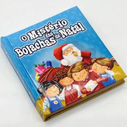 Histoire de la famille de Noël livre personnalisé de l'impression