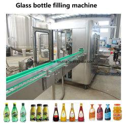 آلة تعبئة مشروبات عصير الفاكهة وعصير الفواكه التلقائي وعصير التفاح