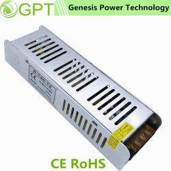 12V 24V 120WはLEDのライトまたはストリップのためのモード10A 5Aの電源を切替えるAC DC LEDの電源の工場を細くする