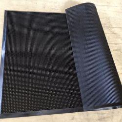 La puerta de la bobina Doormats Alfombrillas de goma PVC POLIPROPILENO plástico baño de pies una alfombra de desinfección desinfección desinfectante Mats con bandeja