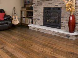 مابل ذو أرضية خشبية مصمم هندسيًا من الخشب والأرضية الخشبية